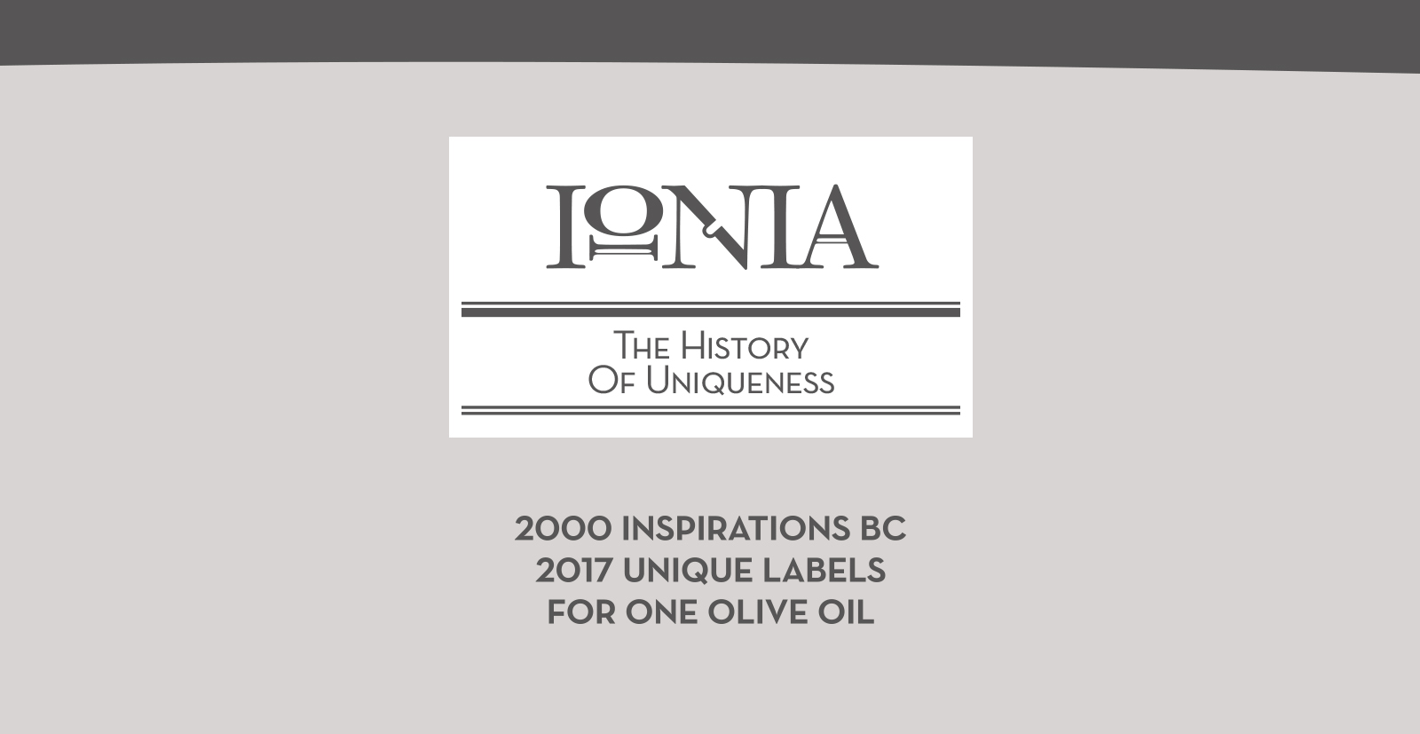 IONIA Limited Edition