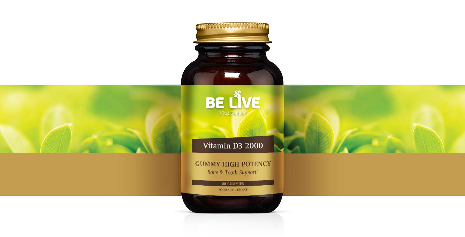 Be Live vitamines