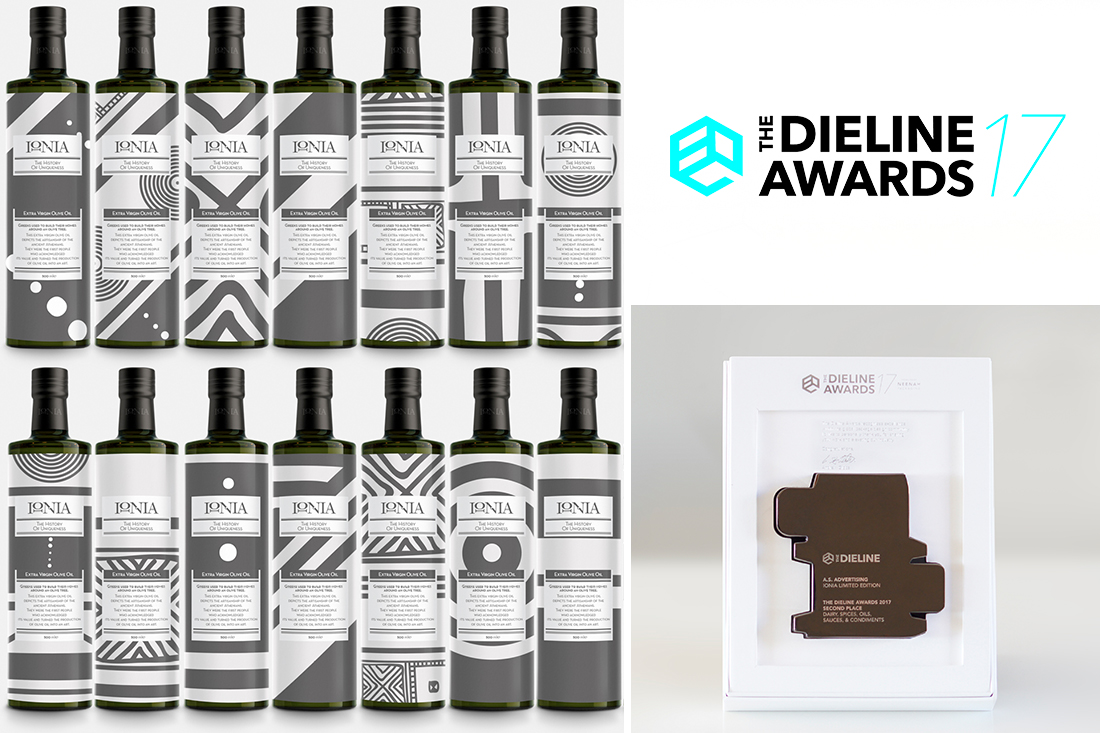 Silver Award – The Dieline Awards