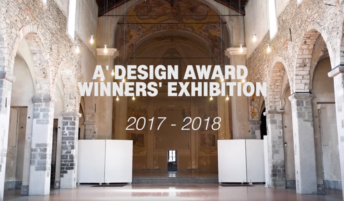 A' Design Winners' Exhibition 2018 – Backstage Footage